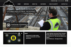 Storm Industrial Roofing