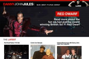 Danny John Jules - Official Website