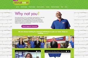 OneStop Recruitment Website