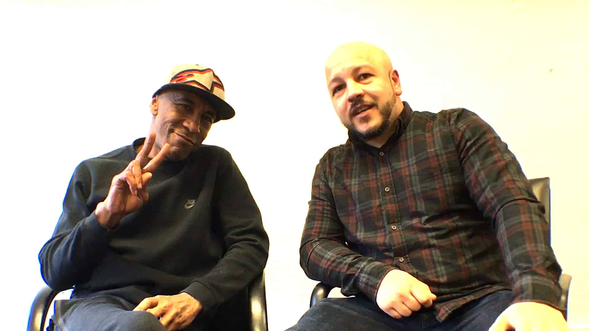 We catch up with Danny John-Jules (aka Cat from Red Dwarf) about his website