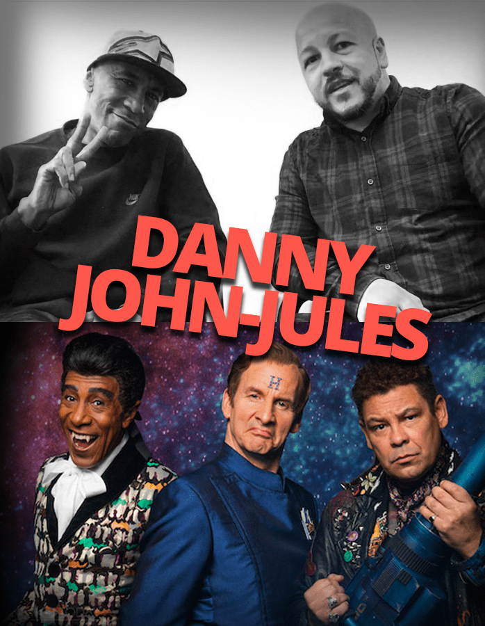 Celebrity Case Study : Danny John-Jules (aka Cat from Red Dwarf)