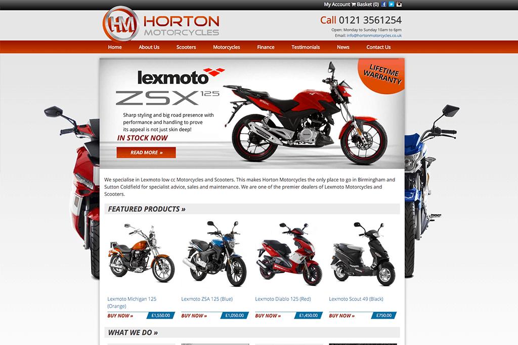 Horton Motorcycles