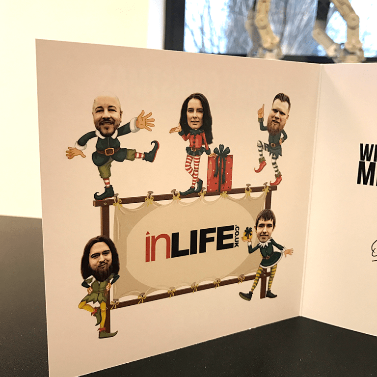 Merry Christmas and a Happy New Year, from the inLIFE Team