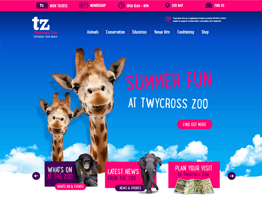 Launching the new Twycross site and more
