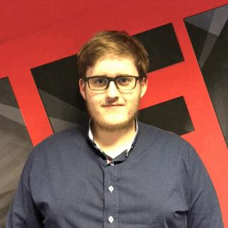 Introducing our new Senior Developer… Craig!