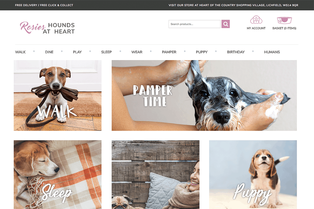 Inlife Web Designers In Staffordshire Digital Marketing