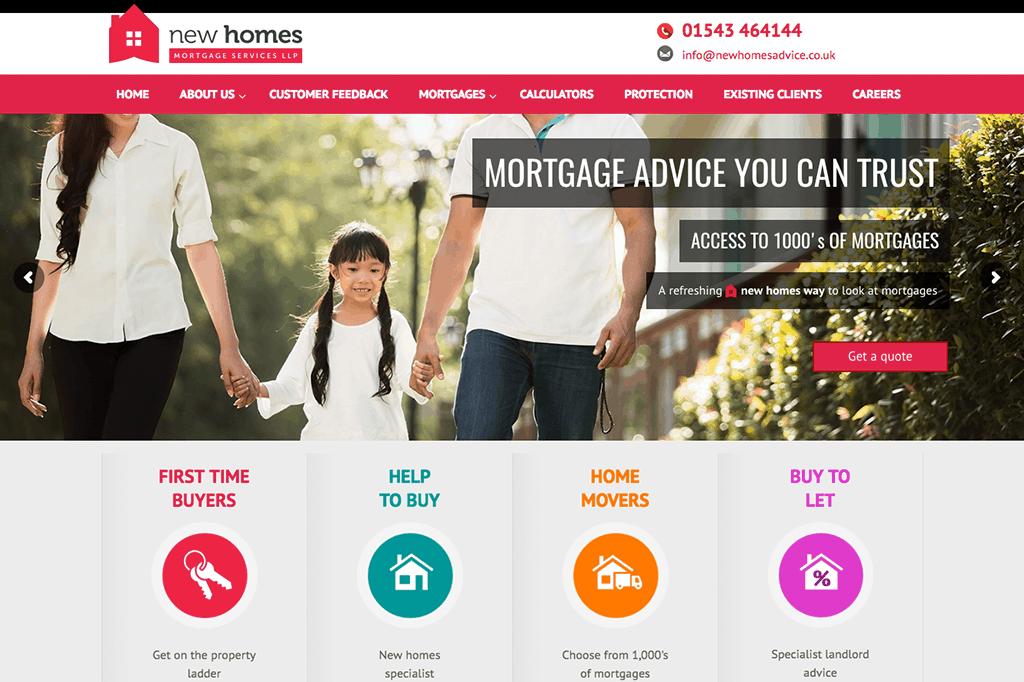 New Homes Advice