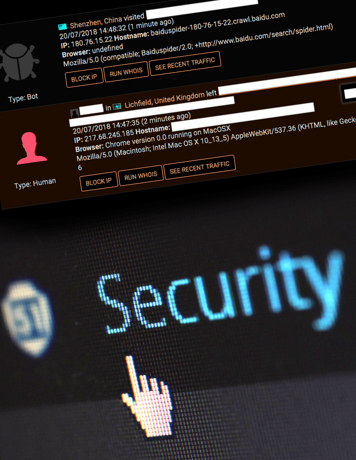 Case Study : Website Security & Support