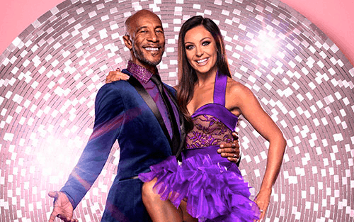 Strictly Come Dancing star Danny John-Jules with a few words on inLIFE
