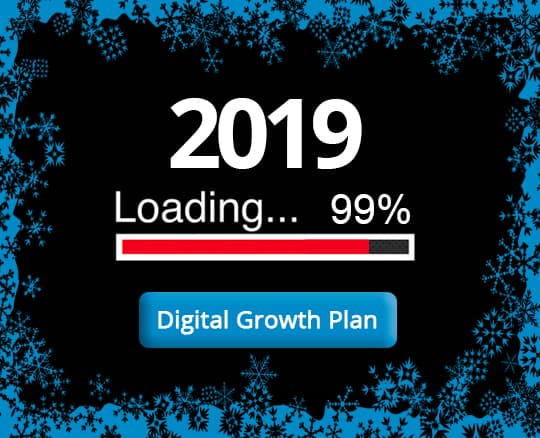 Top 5 Digital Marketing trends set for 2019