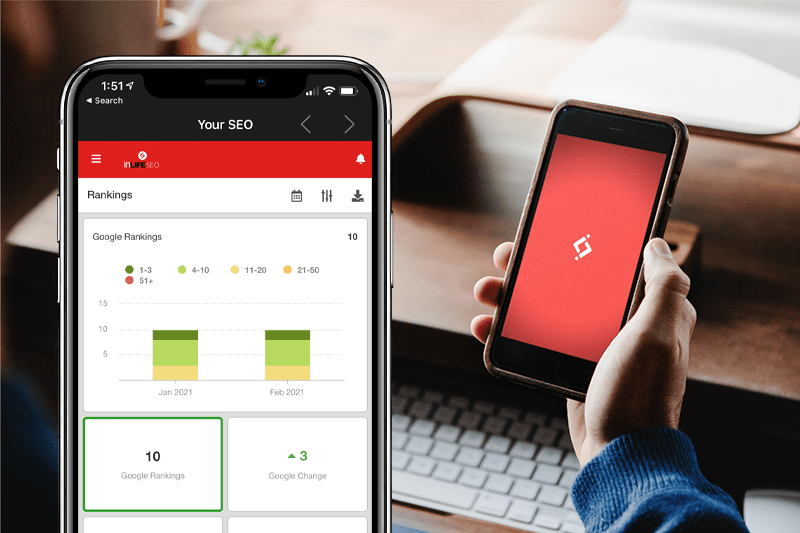 Stay ahead with our new SEO App!
